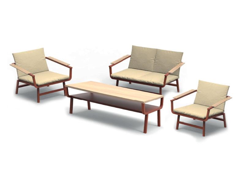 Yoga Sofa Set