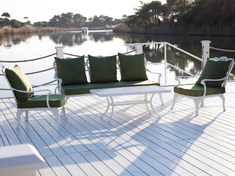 Tac Mahal Sofa Set