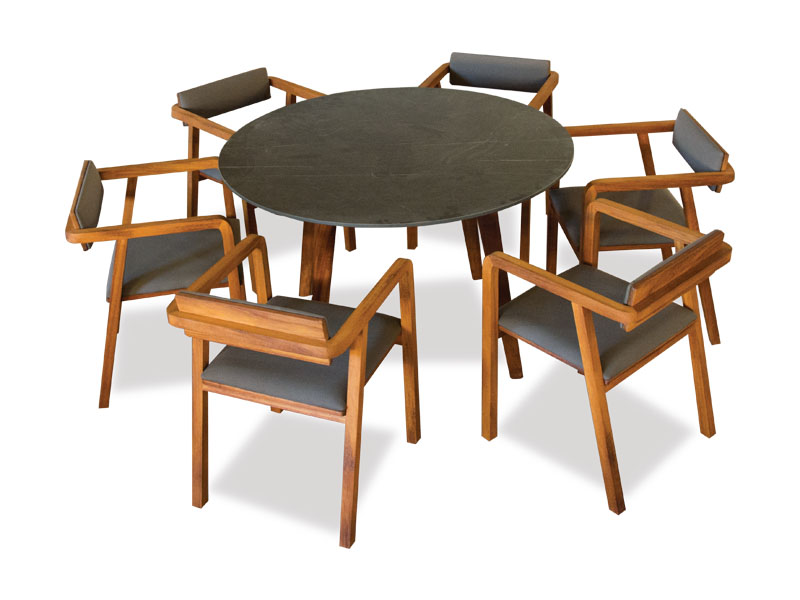Helga Dining Set